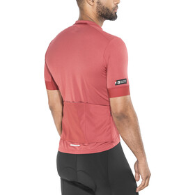 Bontrager Velocis Maillot manches courtes Homme, dark red